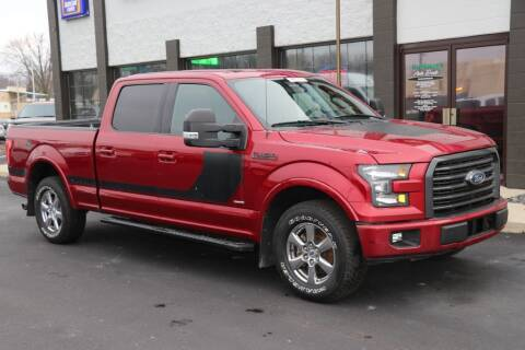 2016 Ford F-150 for sale at Ultimate Auto Deals DBA Hernandez Auto Connection in Fort Wayne IN