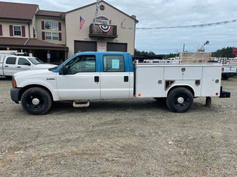 2005 Ford F-350 Super Duty for sale at Upstate Auto Sales Inc. in Pittstown NY