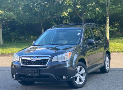 2014 Subaru Forester for sale at Diamond Automobile Exchange in Woodbridge VA