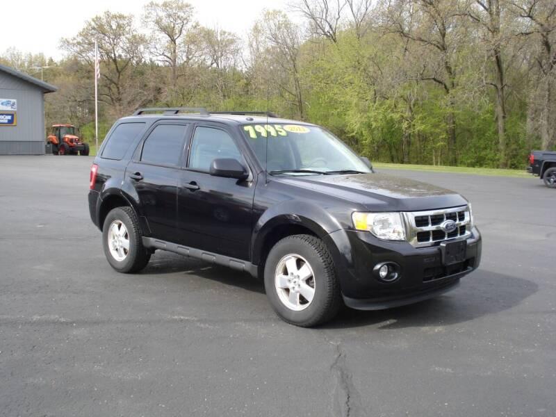 2011 Ford Escape for sale at Fox River Auto Sales in Princeton WI