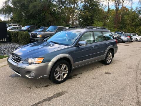2005 Subaru Outback for sale at Station 45 Auto Sales Inc in Allendale MI