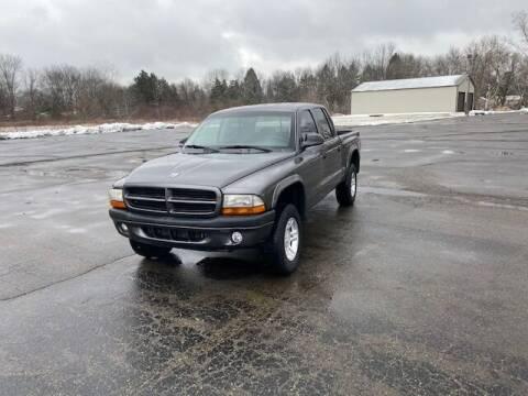 2003 Dodge Dakota for sale at Caruzin Motors in Flint MI