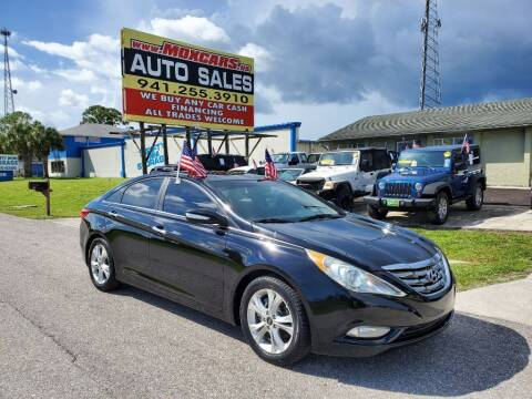 2012 Hyundai Sonata for sale at Mox Motors in Port Charlotte FL