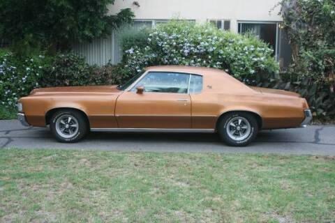 1972 Pontiac Grand Prix for sale at Classic Car Deals in Cadillac MI