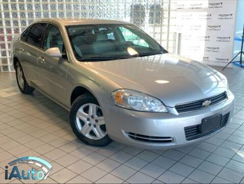 2006 Chevrolet Impala for sale at iAuto in Cincinnati OH