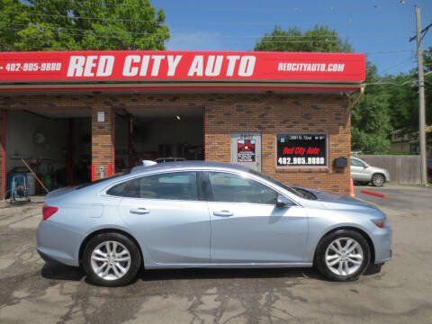 2017 Chevrolet Malibu for sale at Red City  Auto in Omaha NE