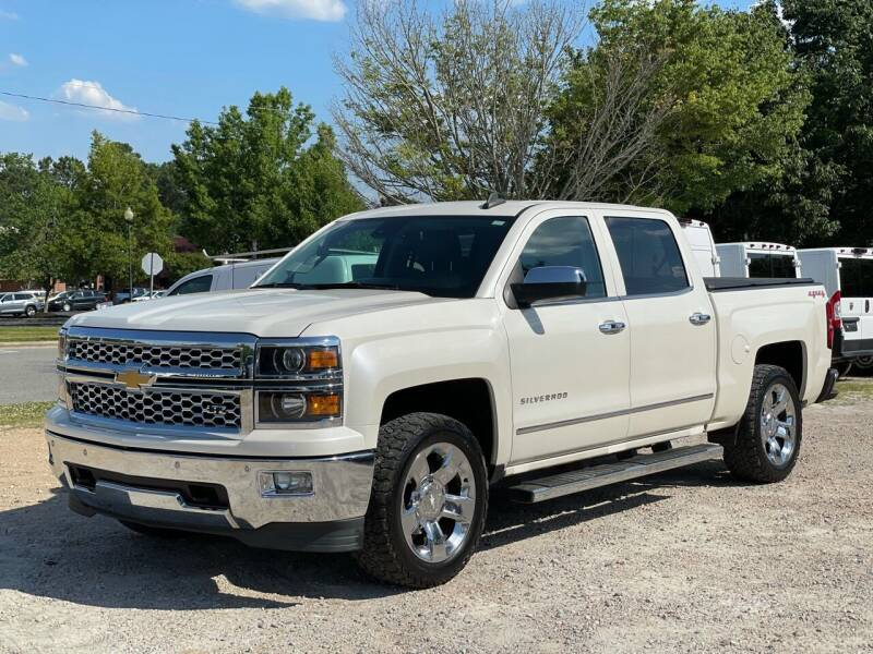 2015 Chevrolet Silverado 1500 for sale at DAB Auto World & Leasing in Wake Forest NC