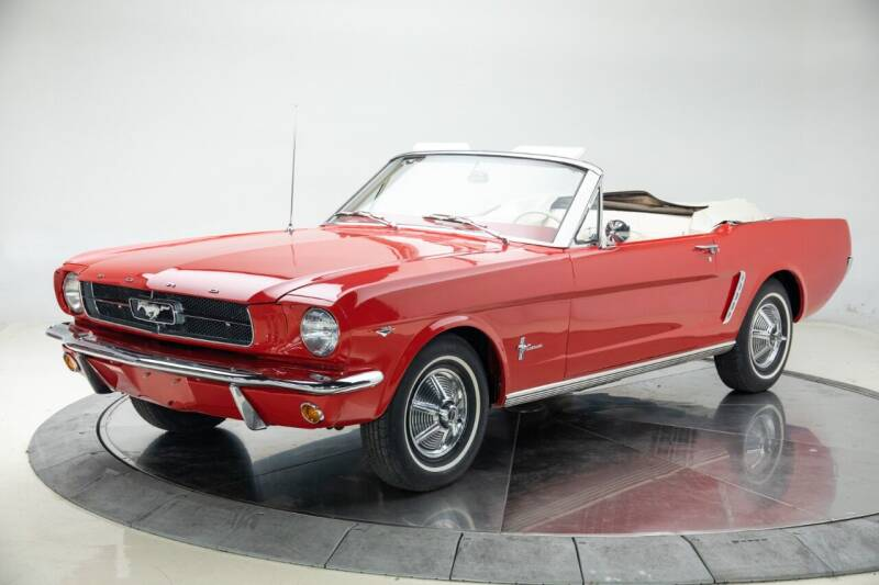 1965 Ford Mustang for sale at Duffy's Classic Cars in Cedar Rapids IA