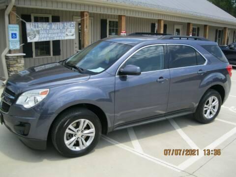 2014 Chevrolet Equinox for sale at WALLBURG AUTO SALES LLC in Winston Salem NC