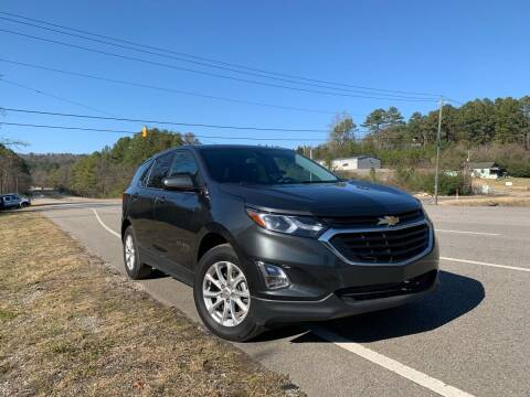 2019 Chevrolet Equinox for sale at Anaheim Auto Auction in Irondale AL