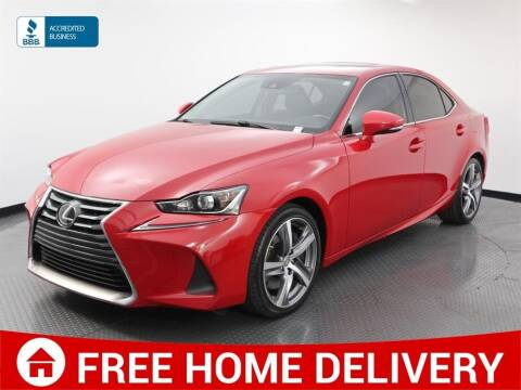 2017 Lexus IS 200t for sale at Florida Fine Cars - West Palm Beach in West Palm Beach FL
