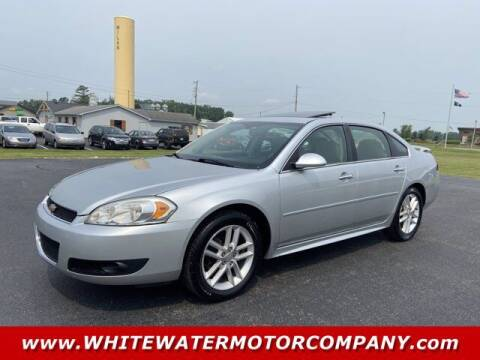 2014 Chevrolet Impala Limited for sale at WHITEWATER MOTOR CO in Milan IN