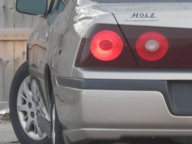 2003 Chevrolet Impala for sale at Moto Zone Inc in Melrose Park IL