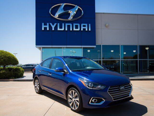 2020 Hyundai Accent Limited