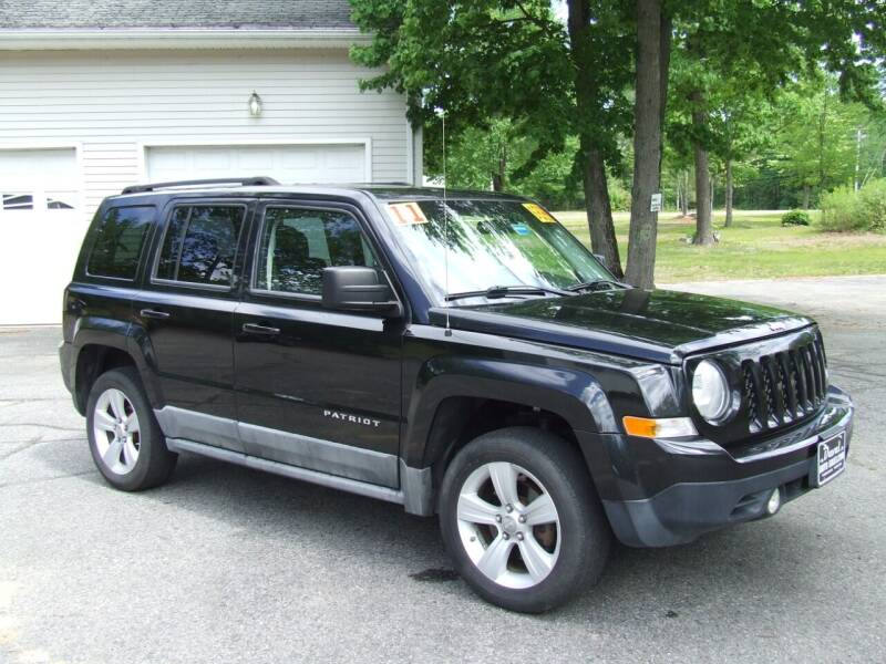 2011 Jeep Patriot for sale at DUVAL AUTO SALES in Turner ME