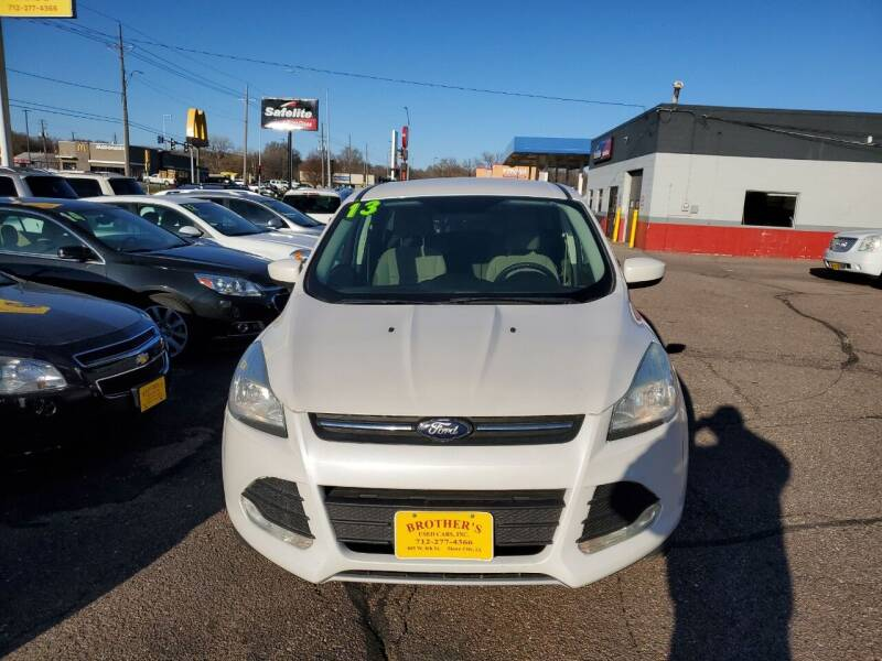 2013 Ford Escape for sale at Brothers Used Cars Inc in Sioux City IA