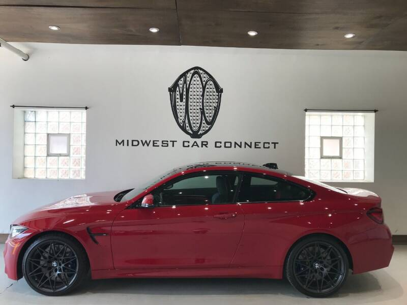 2020 BMW M4 for sale at Midwest Car Connect in Villa Park IL
