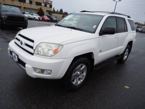 2004 Toyota 4Runner for sale at Karmart in Burlington WA