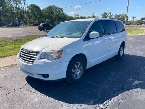 2008 Chrysler Town and Country for sale at Low Price Auto Sales LLC in Palm Harbor FL