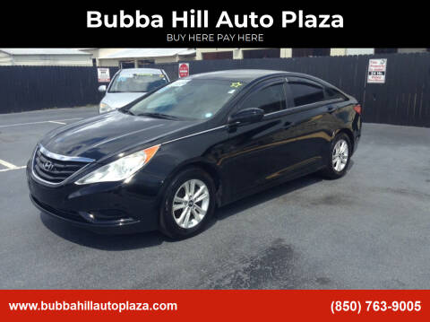 2011 Hyundai Sonata for sale at Bubba Hill Auto Plaza in Panama City FL