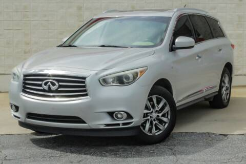 2015 Infiniti QX60 for sale at Cannon Auto Sales in Newberry SC