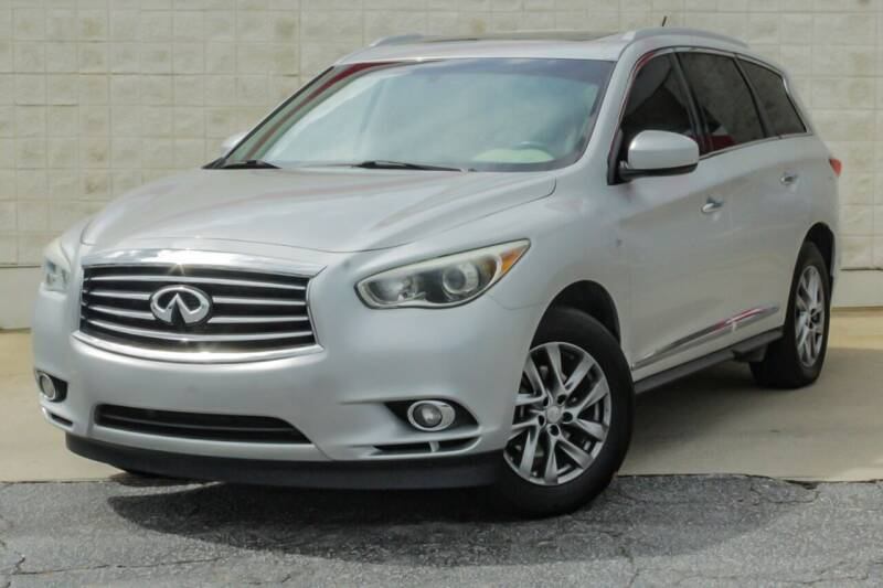 2015 Infiniti QX60 for sale at Cannon and Graves Auto Sales in Newberry SC