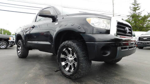 2007 Toyota Tundra for sale at Action Automotive Service LLC in Hudson NY