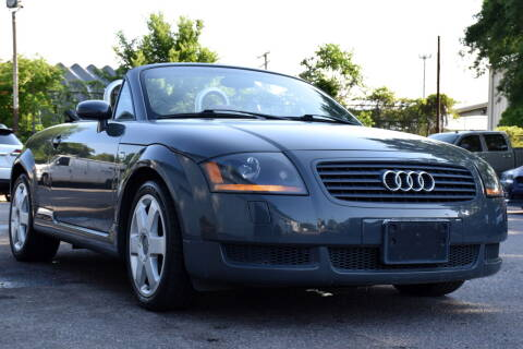 2001 Audi TT for sale at Wheel Deal Auto Sales LLC in Norfolk VA