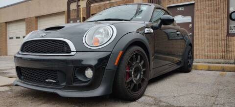 2012 MINI Cooper Coupe for sale at Auto Wholesalers in Saint Louis MO