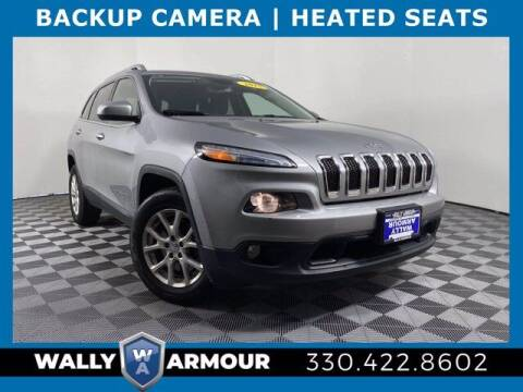 2015 Jeep Cherokee for sale at Wally Armour Chrysler Dodge Jeep Ram in Alliance OH