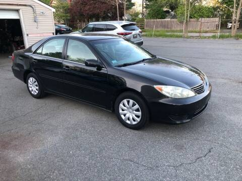 2006 Toyota Camry for sale at HZ Motors LLC in Saugus MA