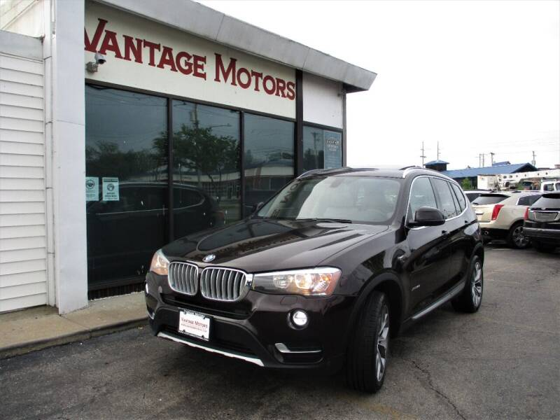 2015 BMW X3 for sale at Vantage Motors LLC in Raytown MO