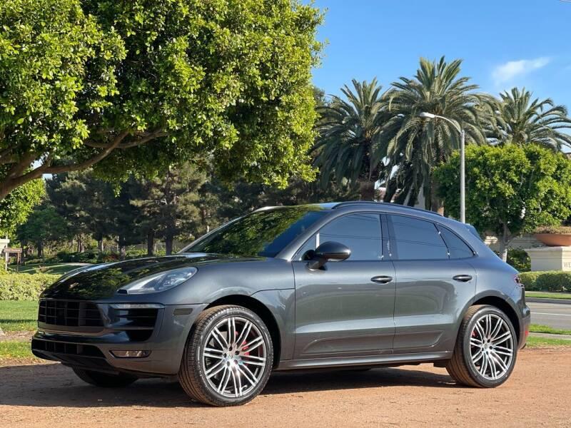 2017 Porsche Macan for sale in Laguna Hills, CA