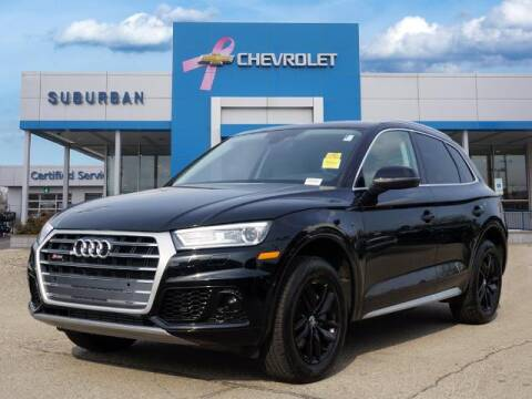 2020 Audi Q5 for sale at Suburban Chevrolet of Ann Arbor in Ann Arbor MI