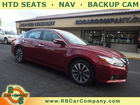 2017 Nissan Altima for sale at R & B CAR CO - R&B CAR COMPANY in Columbia City IN