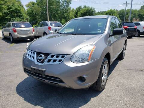 2013 Nissan Rogue for sale at Auto Choice in Belton MO