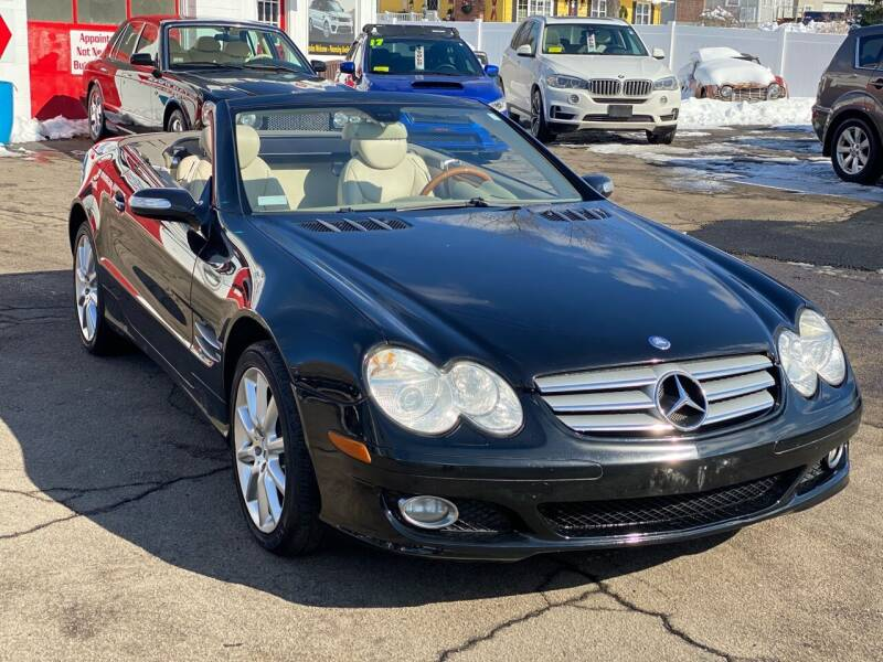 2007 Mercedes-Benz SL-Class for sale at Milford Automall Sales and Service in Bellingham MA