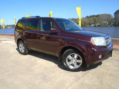 2010 Honda Pilot for sale at Lake Carroll Auto Sales in Carrollton GA