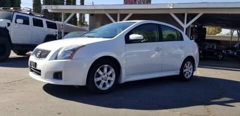 2011 Nissan Sentra for sale at Vehicle Liquidation in Littlerock CA
