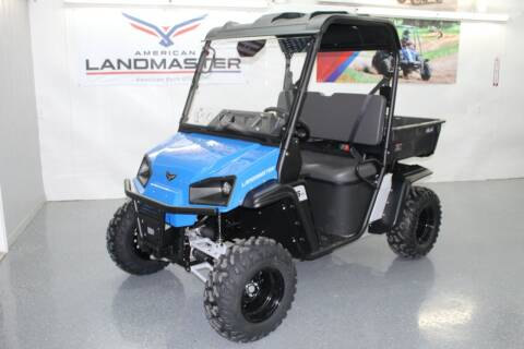 2021 AMERICAN LANDMASTER L5W UTV for sale at Lansing Auto Mart in Lansing KS