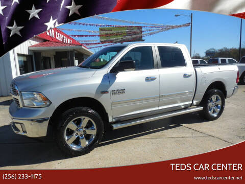 2016 RAM Ram Pickup 1500 for sale at TEDS CAR CENTER in Athens AL
