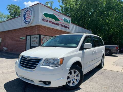 2010 Chrysler Town and Country for sale at GMA Automotive Wholesale in Toledo OH