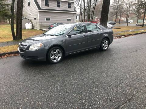 2008 Chevrolet Malibu for sale at Billycars in Wilmington MA