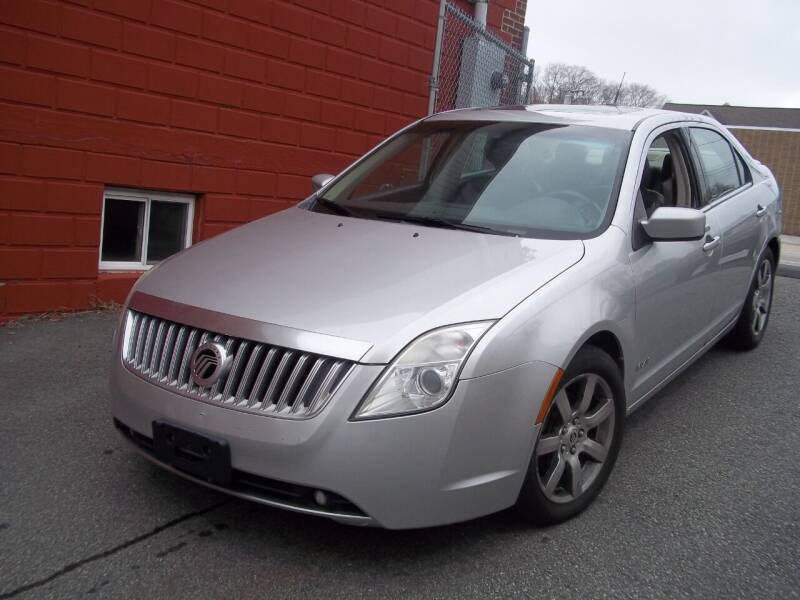 2010 Mercury Milan for sale at J & T Auto Sales in Warwick RI