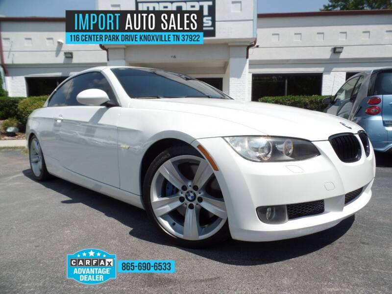 2007 BMW 3 Series for sale at IMPORT AUTO SALES in Knoxville TN