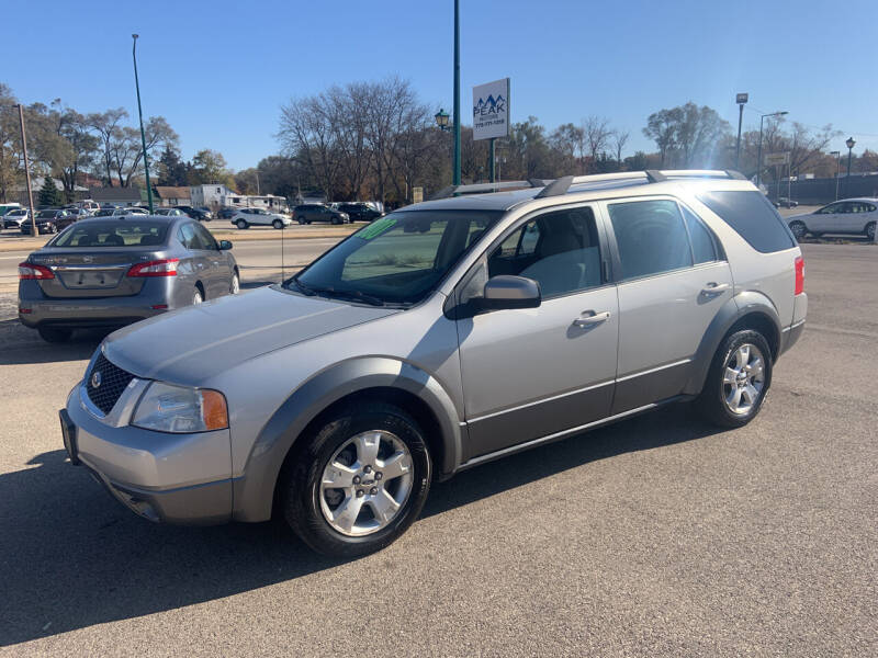 2006 Ford Freestyle for sale at Peak Motors in Loves Park IL