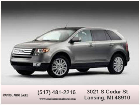 2010 Ford Edge for sale at Capitol Auto Sales in Lansing MI