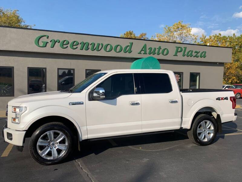 2015 Ford F-150 for sale at Greenwood Auto Plaza in Greenwood MO