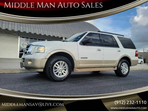 2007 Ford Expedition for sale at Middle Man Auto Sales in Savannah GA