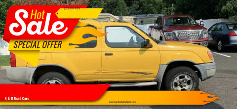 2000 Nissan Xterra for sale at A & R Used Cars in Clayton NJ